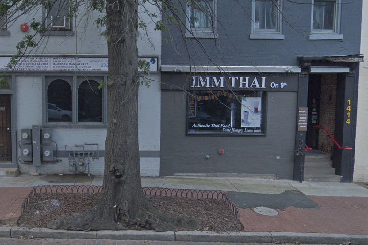 Imm Thai's Closing Frees Up a Hard-Luck Restaurant Space in