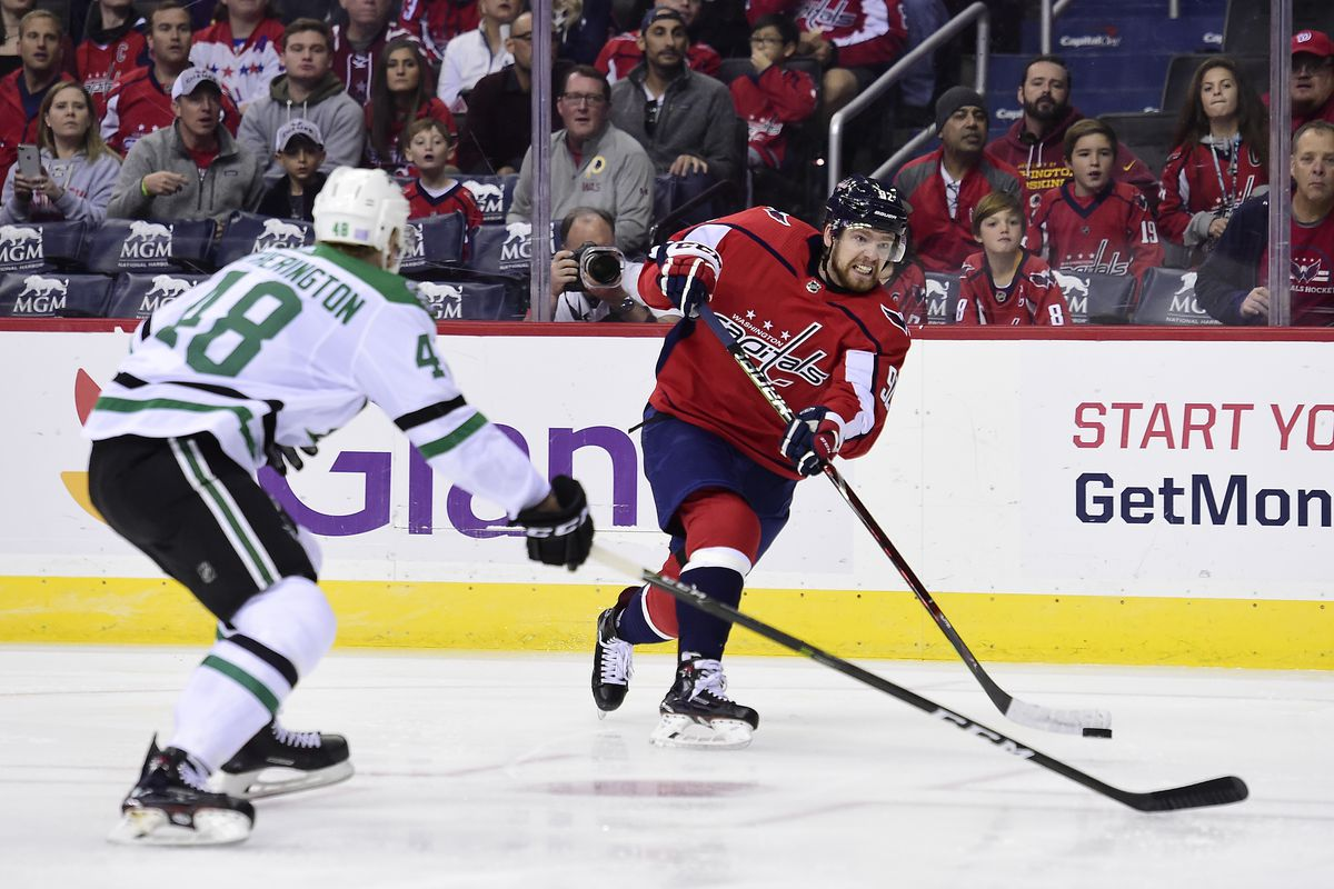 Tuesday Caps Clips: Capitals vs. Stars Game Day
