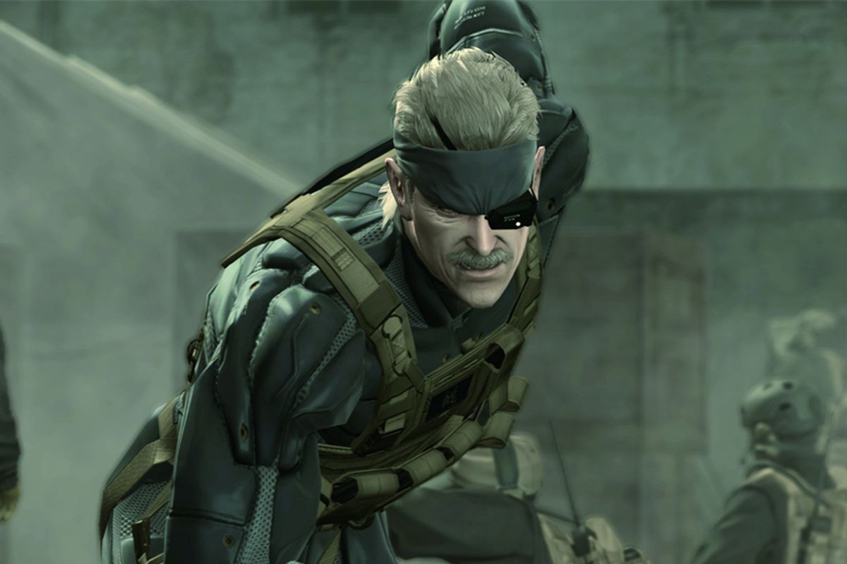 Metal Gear Solid 4: Guns of the Patriots returns as digital download on PSN  - Polygon