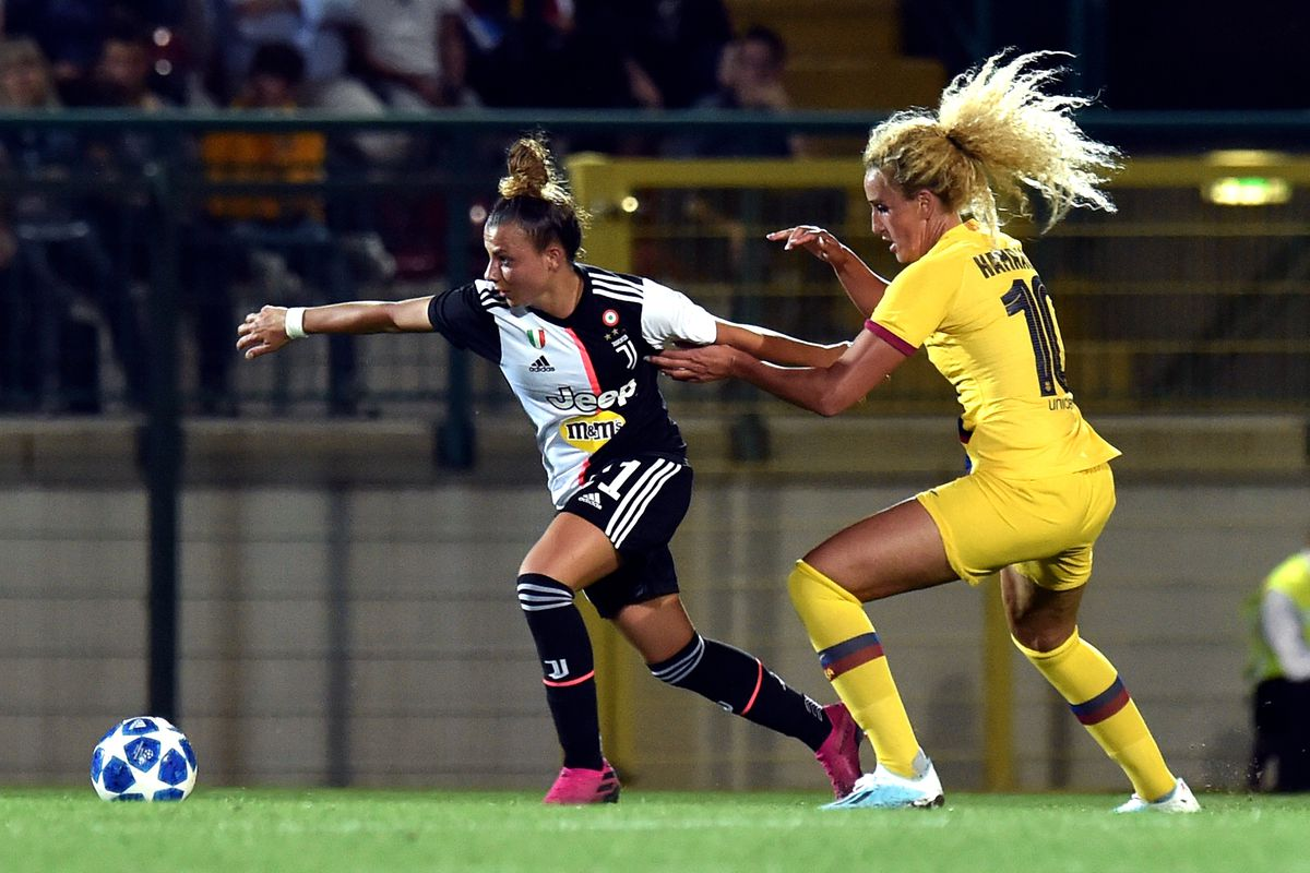 Juventus v Barcelona - UEFA Women's Champions League