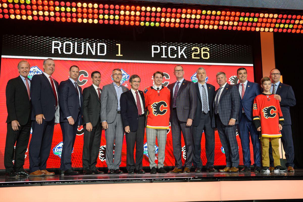 NHL: JUN 21 NHL Draft