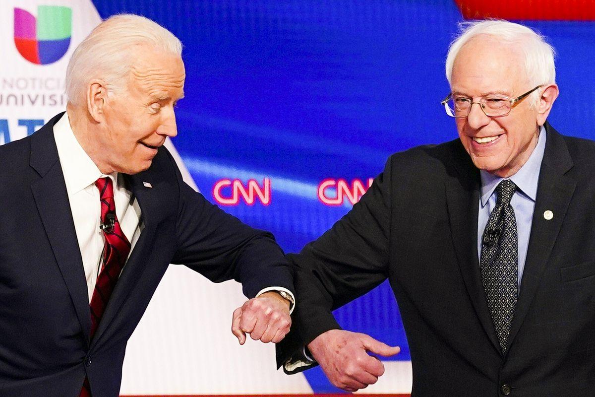 Democrats Are Coalescing Around Biden Except For Young Voters Vox