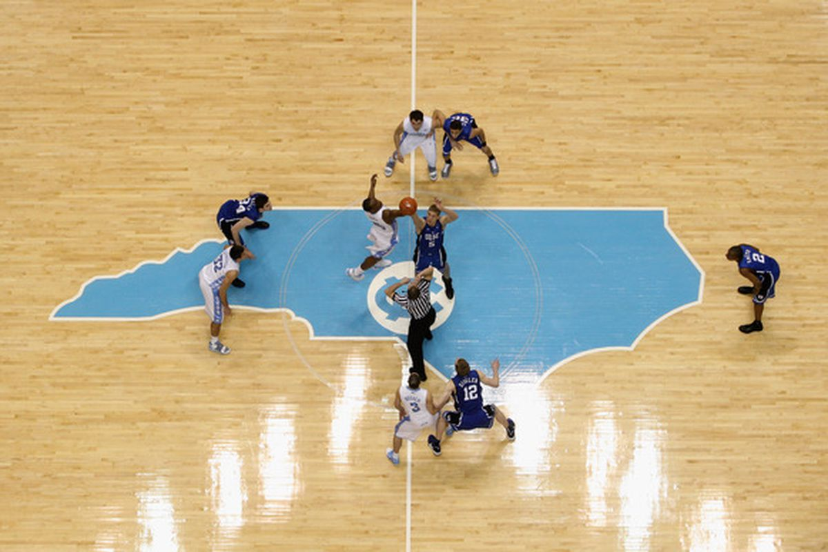 Wisconsin will face UNC on the Dean Dome court in November.