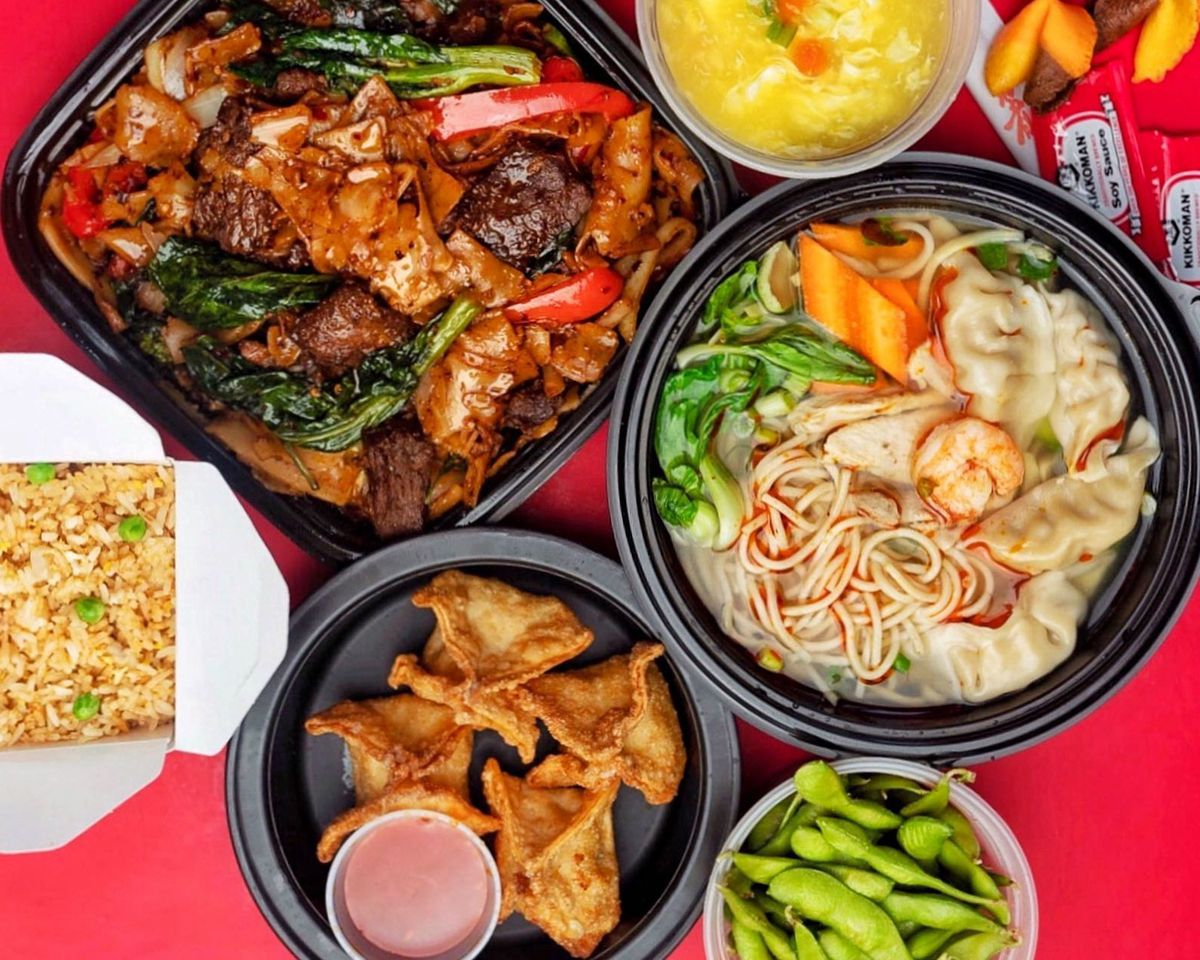Takeout from Tso Chinese Delivery