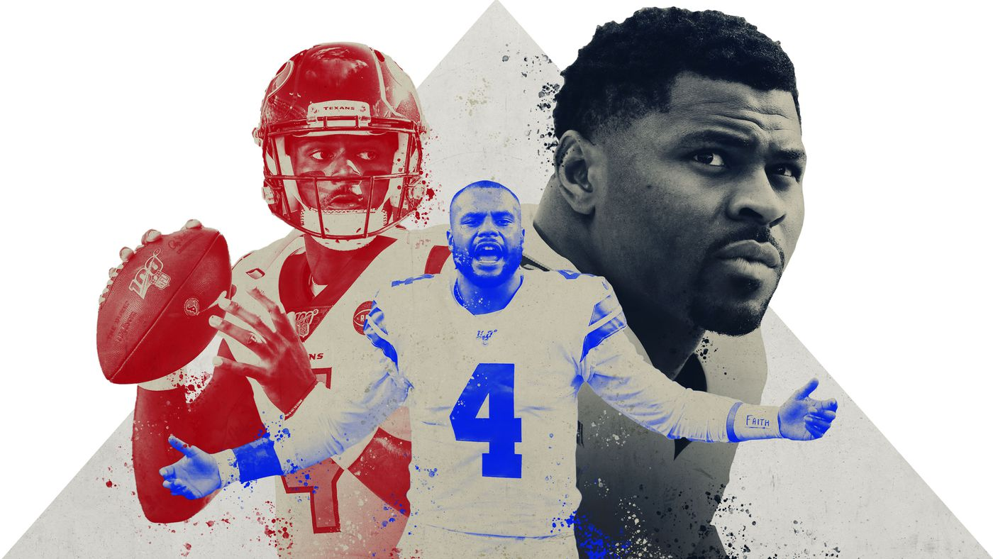 NFL Preseason Power Rankings, Part 3: Cowboys, Texans and Bears, Oh My