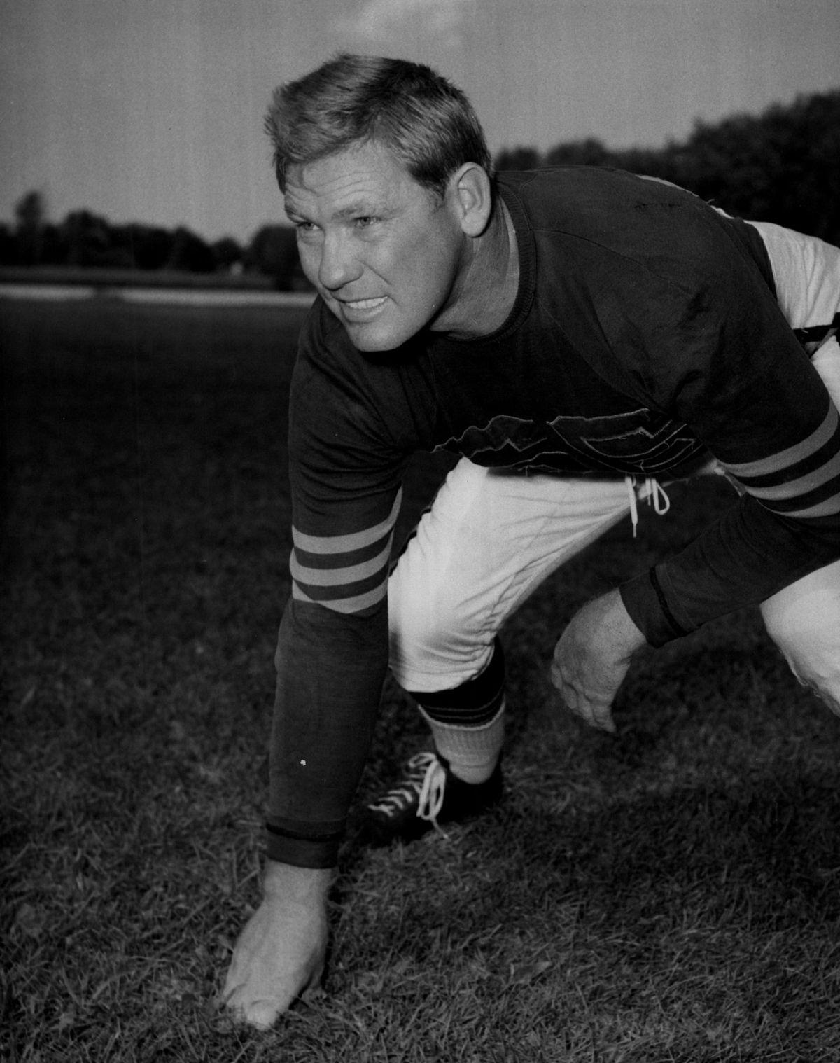 Clyde Turner - Chicago Bears