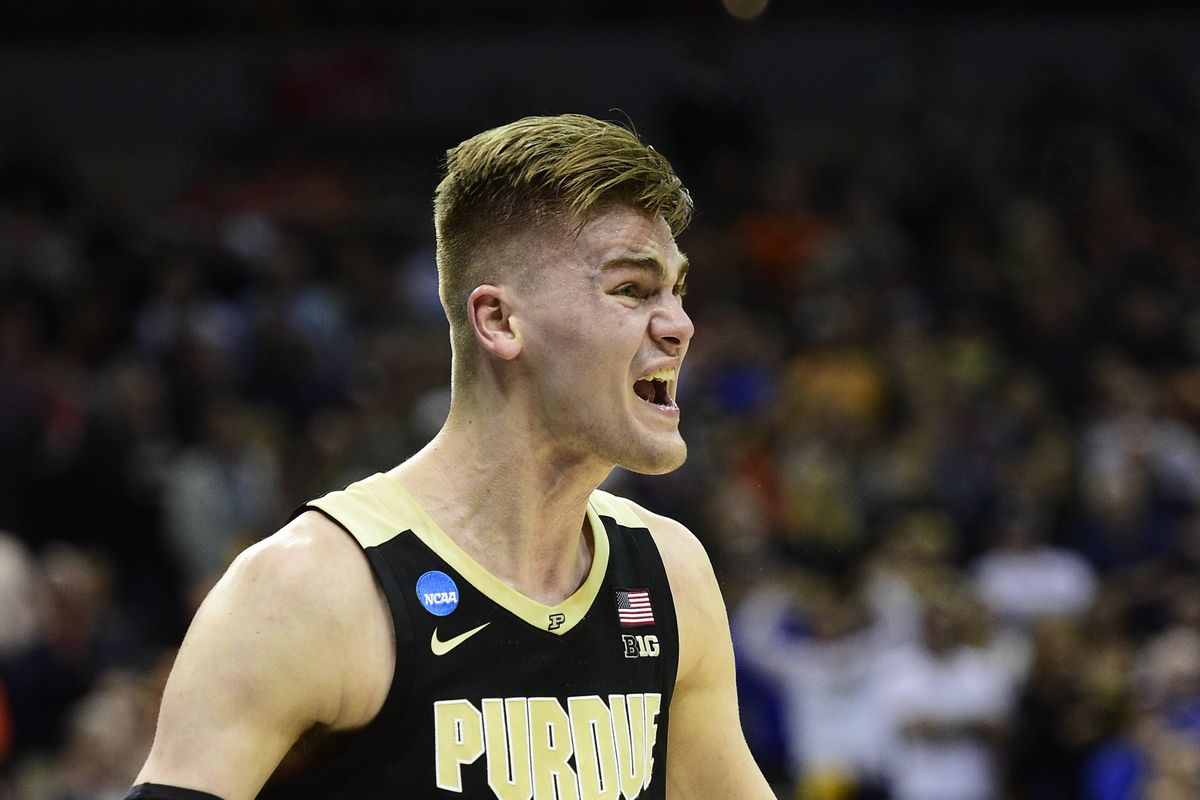 College Basketball Rankings Purdue 23rd In First Ap Poll