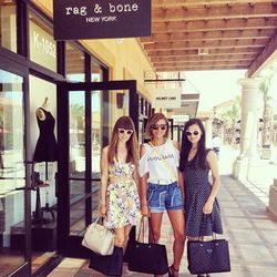 """We also made a stop at the <a href=""""http://la.racked.com/archives/2014/03/21/omfg_rag_bone_maje_sandro_more_headed_to_desert_hills.php""""target=""""_blank"""">highly-anticipated</a> <b>Rag & Bone</b> outlet, but were a bit bummed that markdowns were only 25-30% o"""