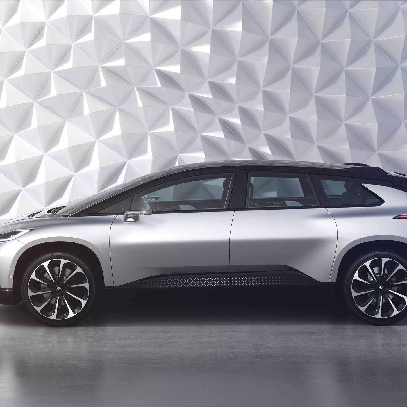 I Rode In Faraday Future S Ff91 The Electric Car Ed By Hubris Verge