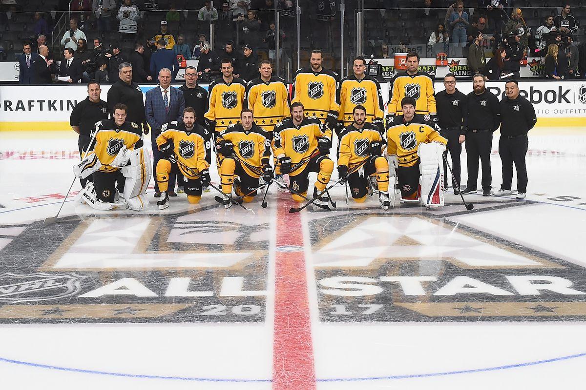 2017 Honda NHL All-Star Game