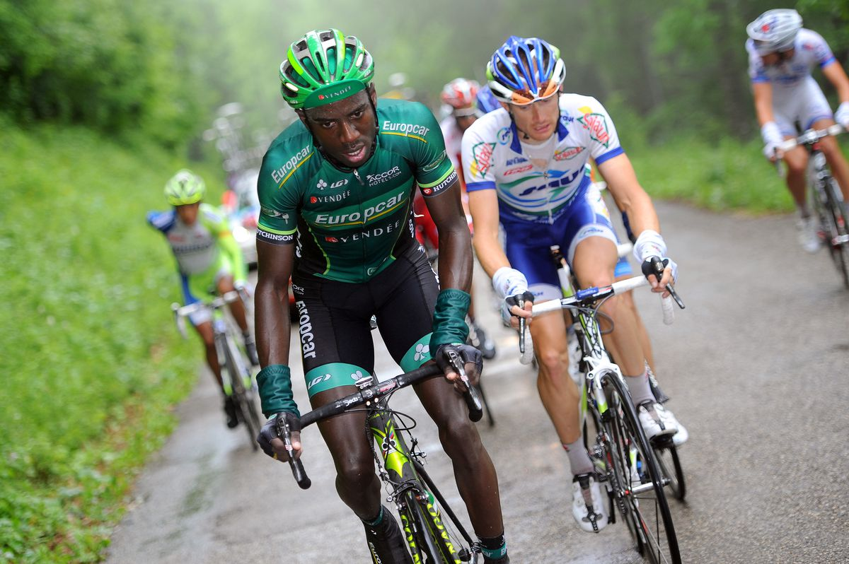 Cycling : 64th Criterium du Dauphine 2012 / Stage 5