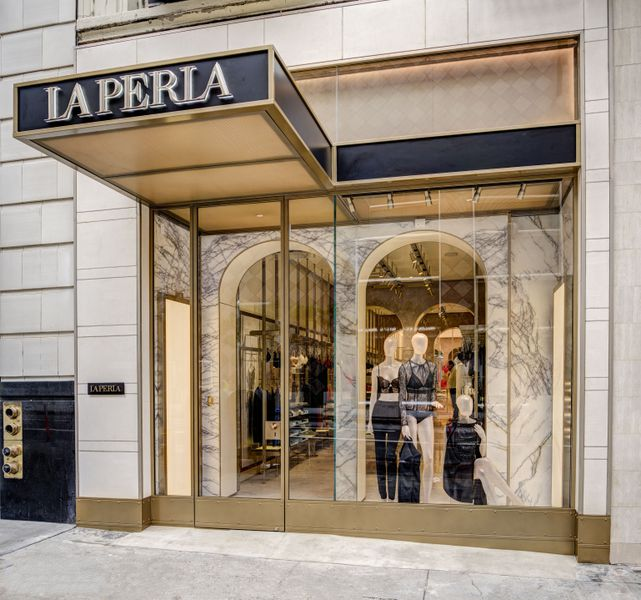 Your First Look Inside the New La Perla Boutique - Racked SF