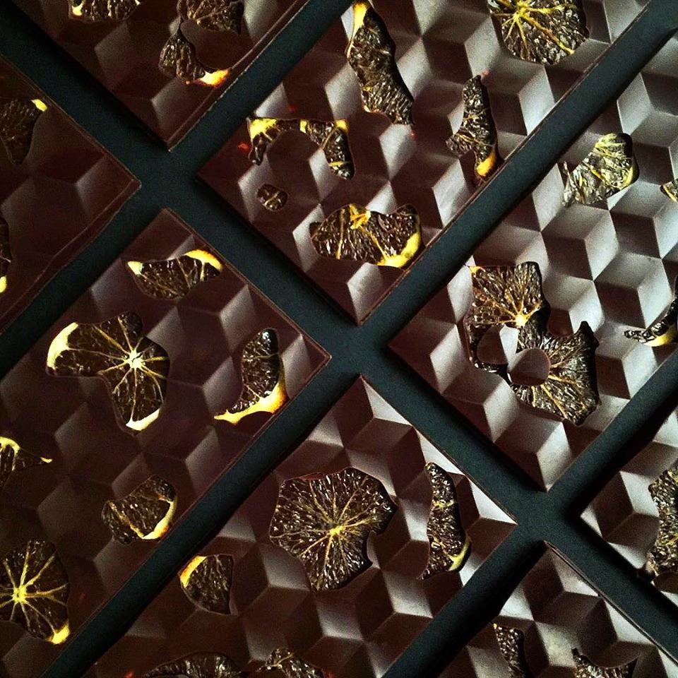 Milla Chocolates' Valencia Bar