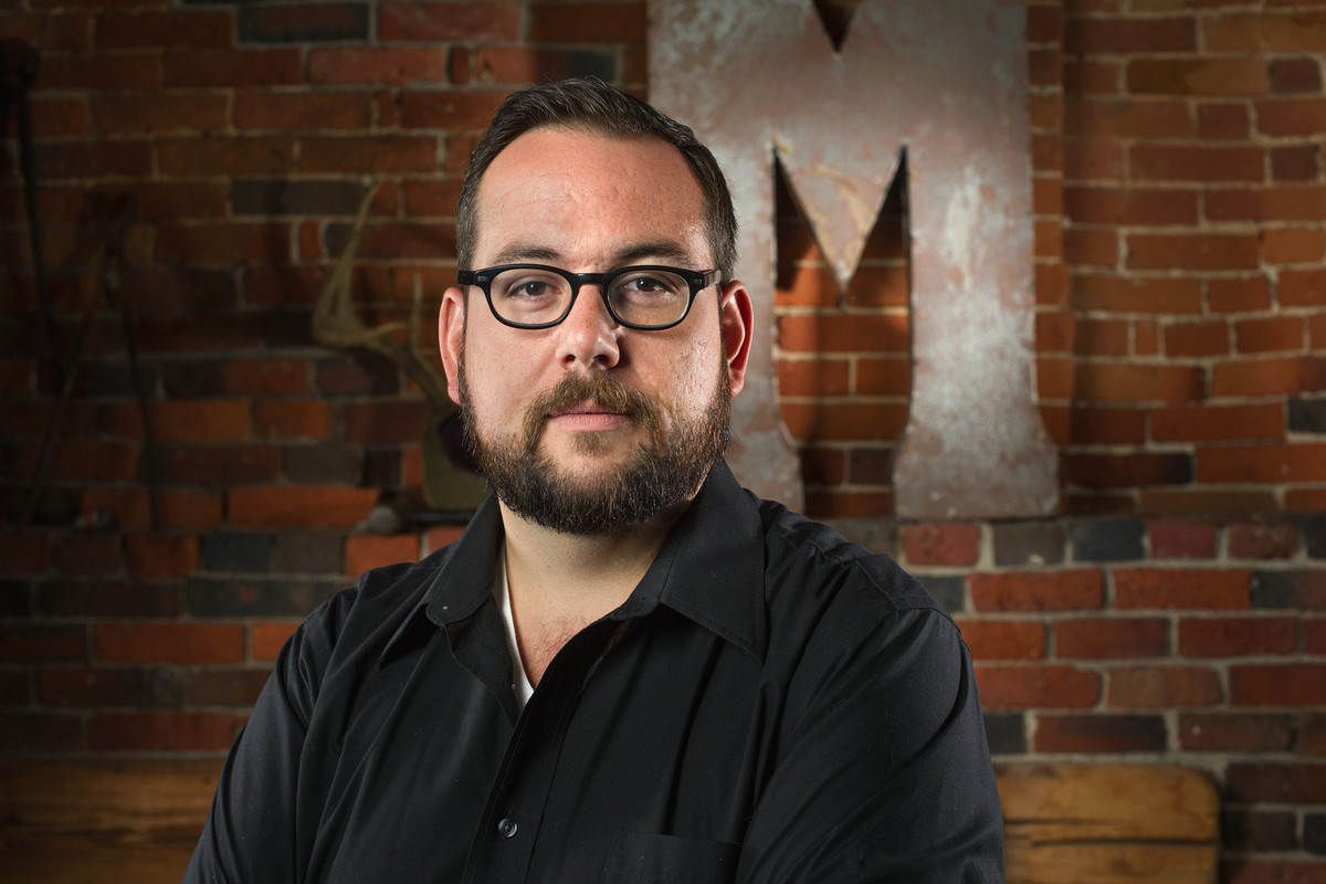 Sean Wilkinson, co-founder of Might & Main.