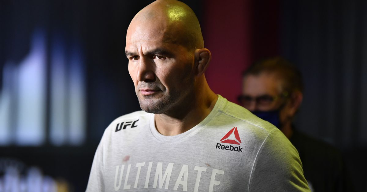 Glover Teixeira on UFC 259 being a backup: 'I didn't want to fight anyone if it wasn't for the title'