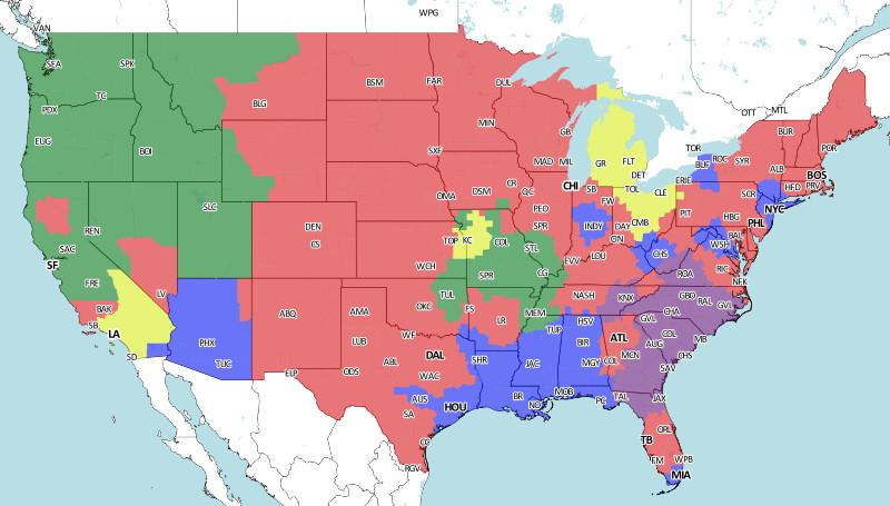 2015 Week 1 broadcast map v2
