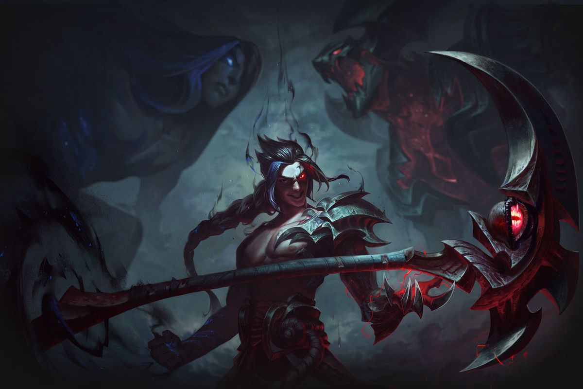 League of Legends' senior designer outlines how they battle rampant