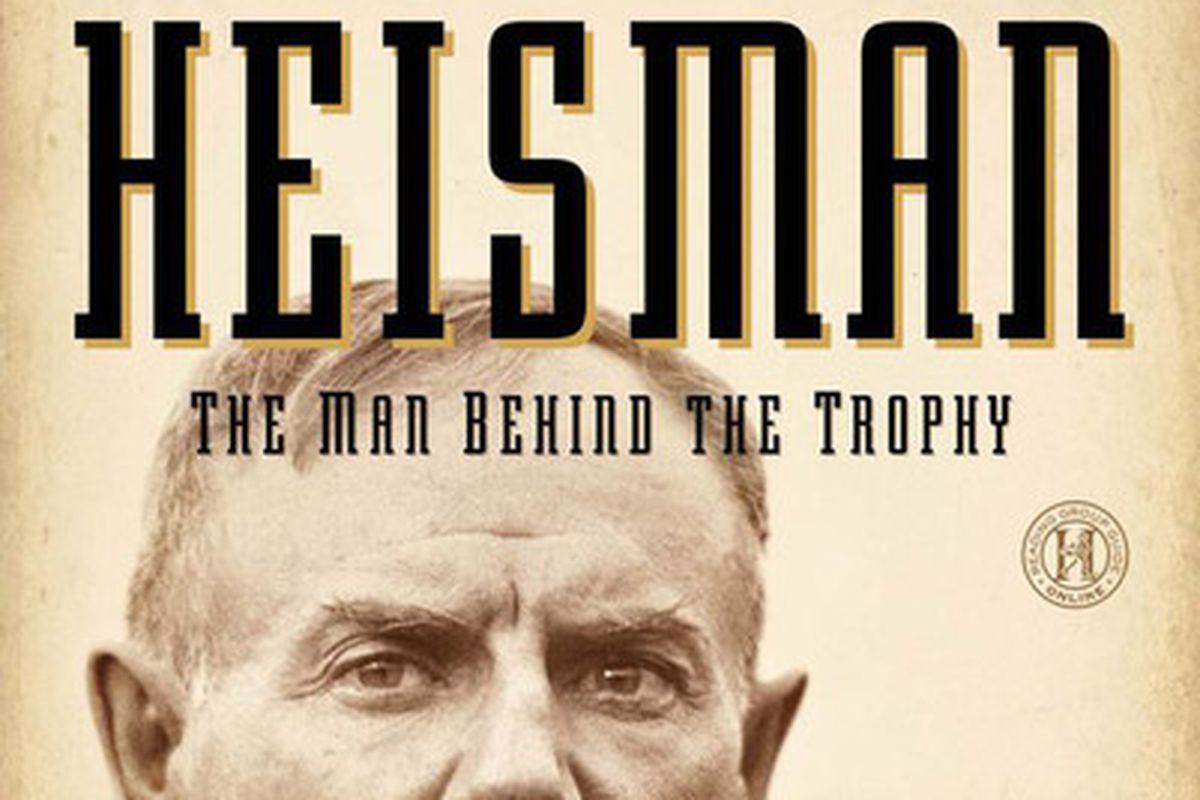 The man behind the Heisman trophy.