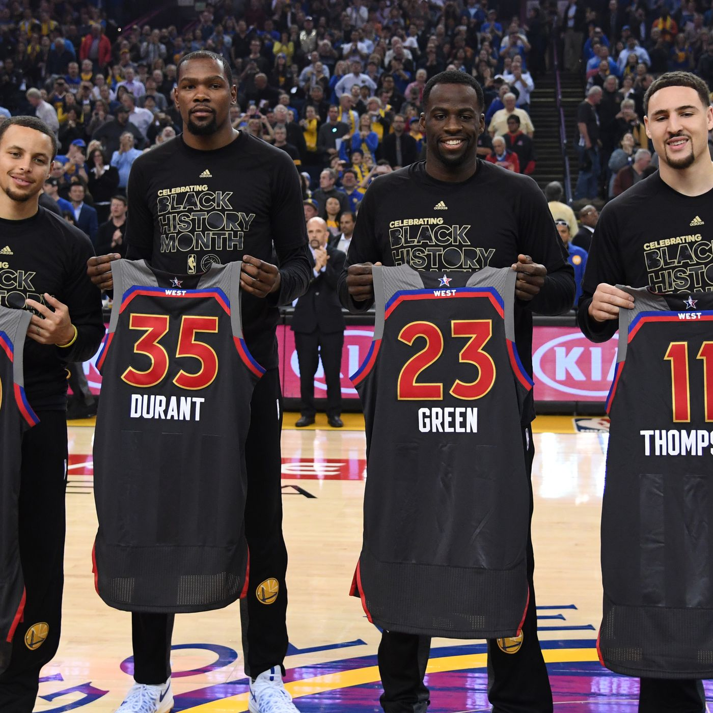 fa01c7d975f Warriors 2016-17 Gold-blooded Moment of the Year - Golden State Of Mind