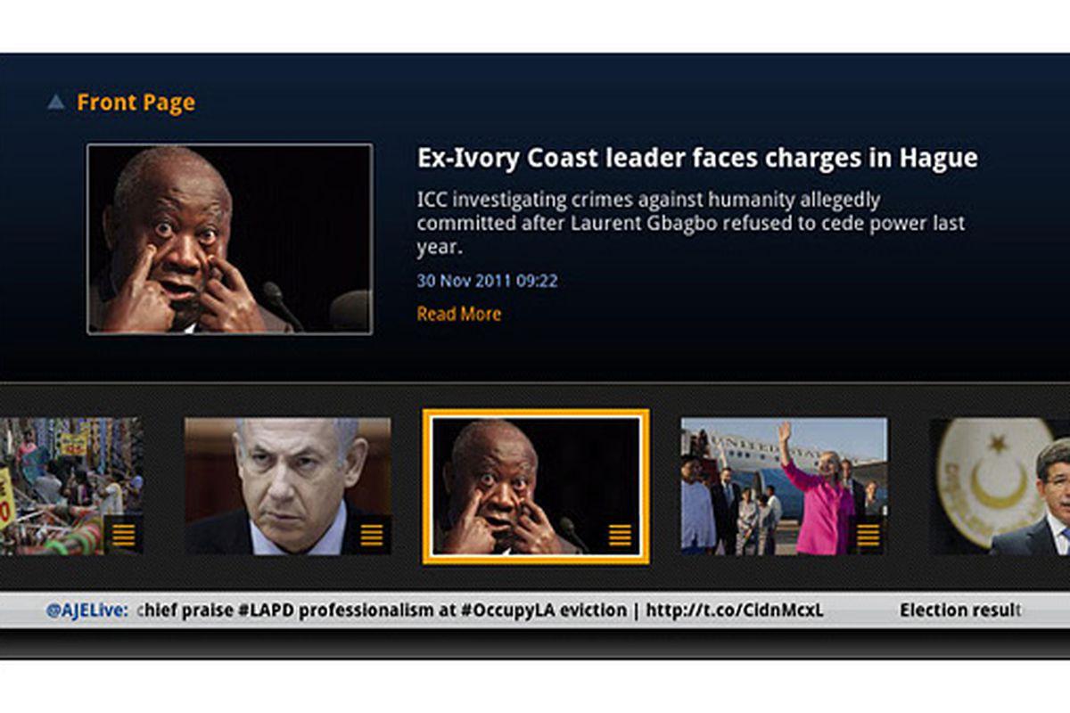 Al Jazeera English (Android)