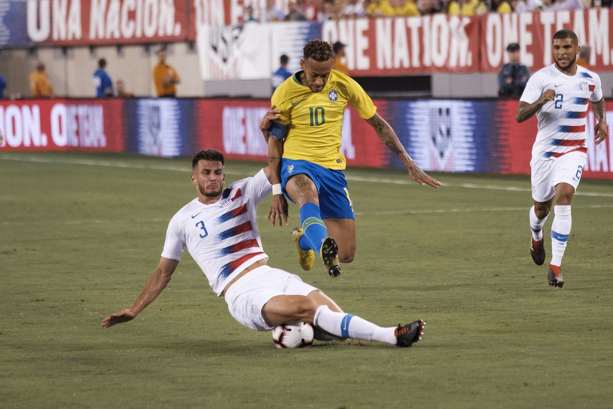 Usa Vs Colombia 2018 Friendly What To Watch For