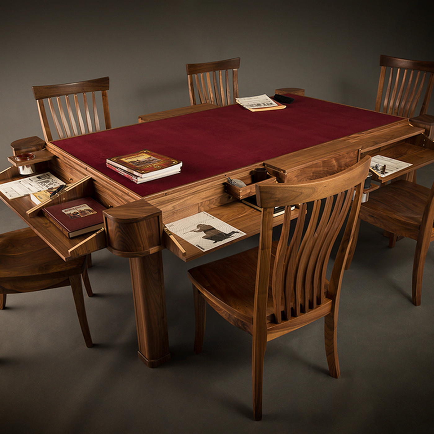 Geek Chic Maker Of Exquisite Gaming Tables Has Gone Out Business