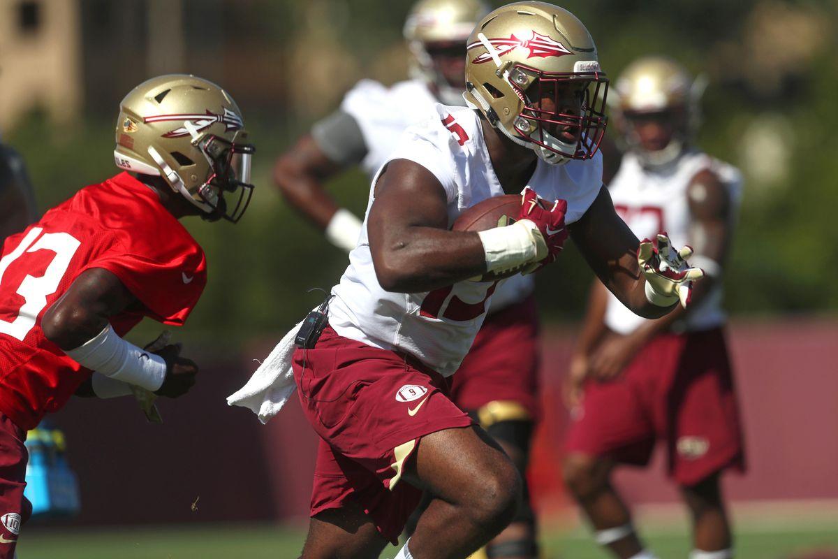 NCAA Football: Florida State Practice