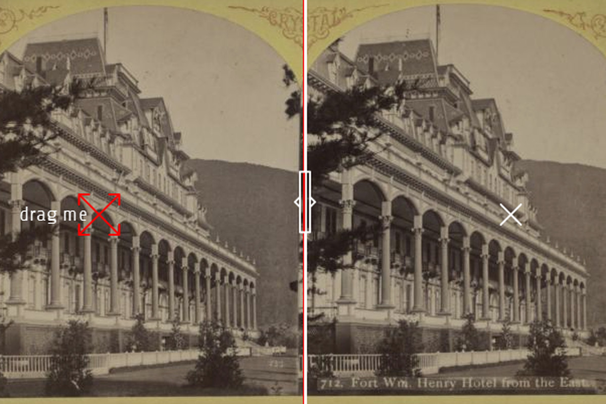 New York Public Library lets you make '3D' GIFs from 100