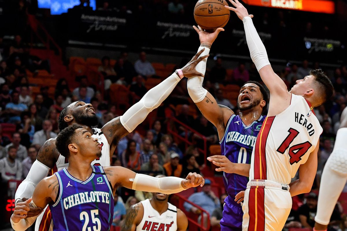 What The Hornets Can Learn From The Heat In Building A Competitive Roster At The Hive