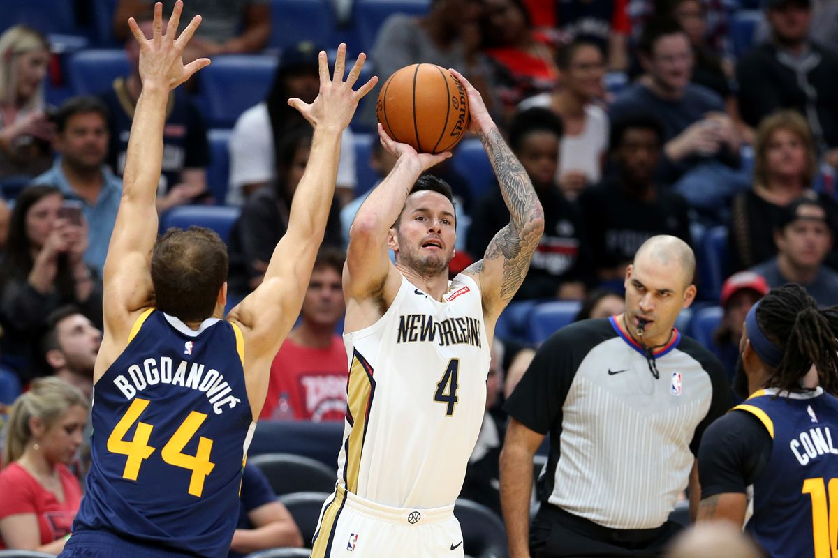 NBA: Preseason-Utah Jazz at New Orleans Pelicans