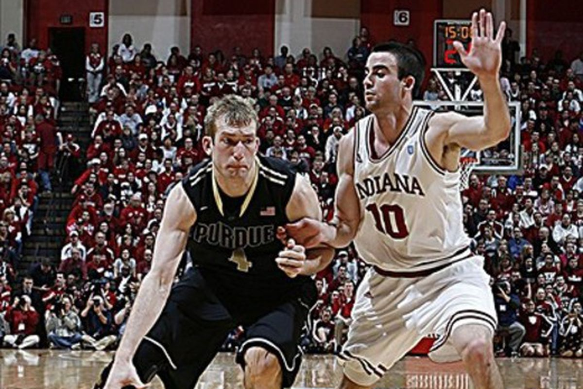The Rivalry: The Last 25 Years Of Indiana-Purdue - Hammer