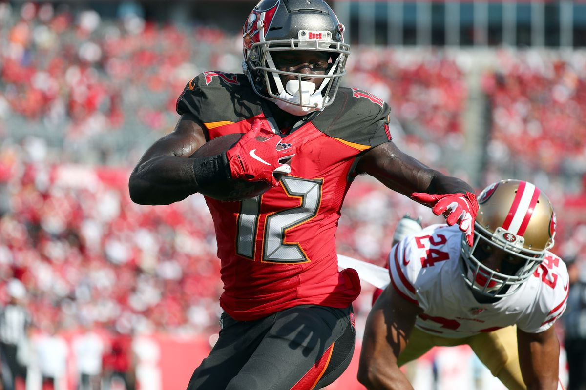 Fantasy Football Start Sit Advice Week 3 What To Do With Chris Godwin Draftkings Nation