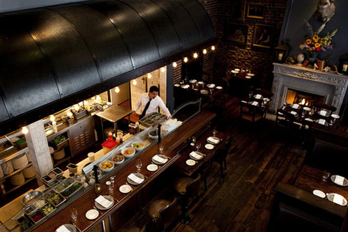 Wayfare Tavern.