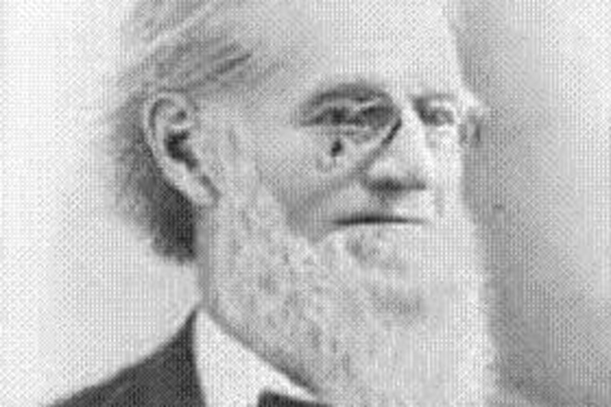 Mayor Levi Boone - Raise a glass and toast to him every Sunday