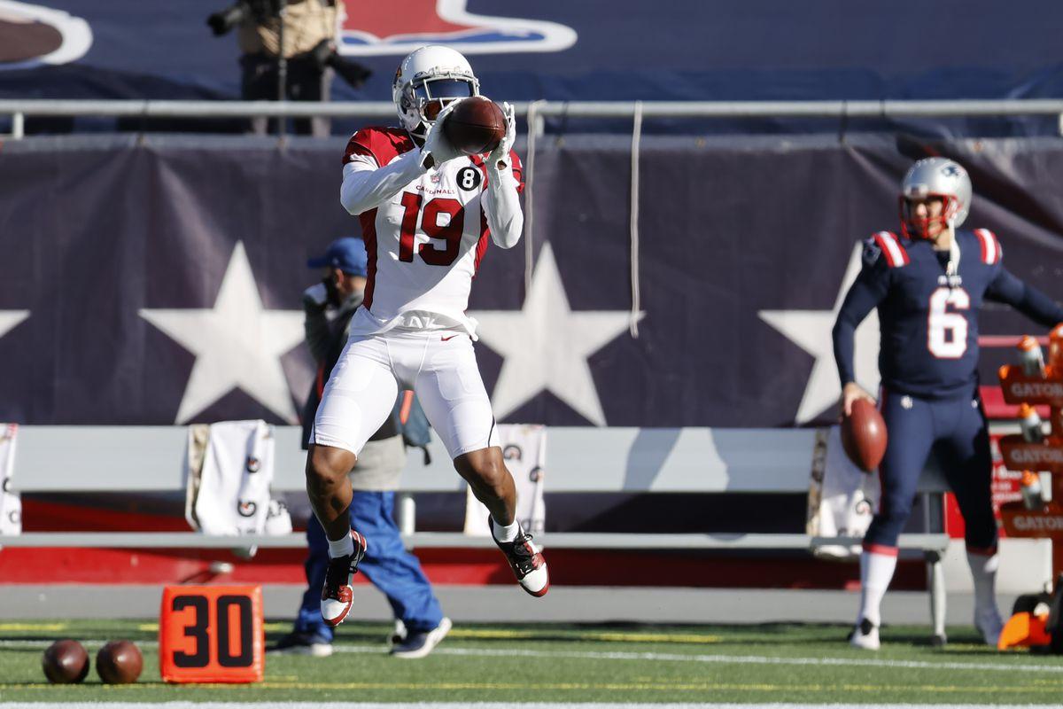 NFL: NOV 29 Cardinals at Patriots