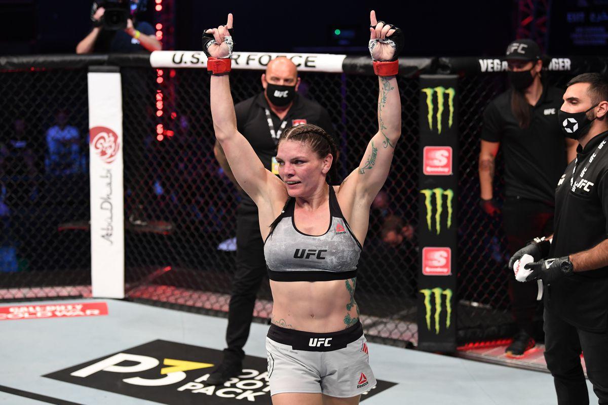 UFC 254: Murphy v Shakirova
