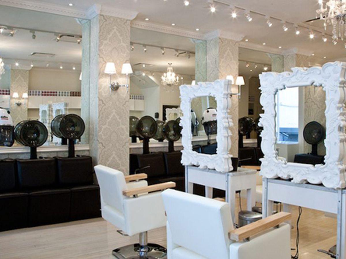 Miss Jessie's salon in Soho