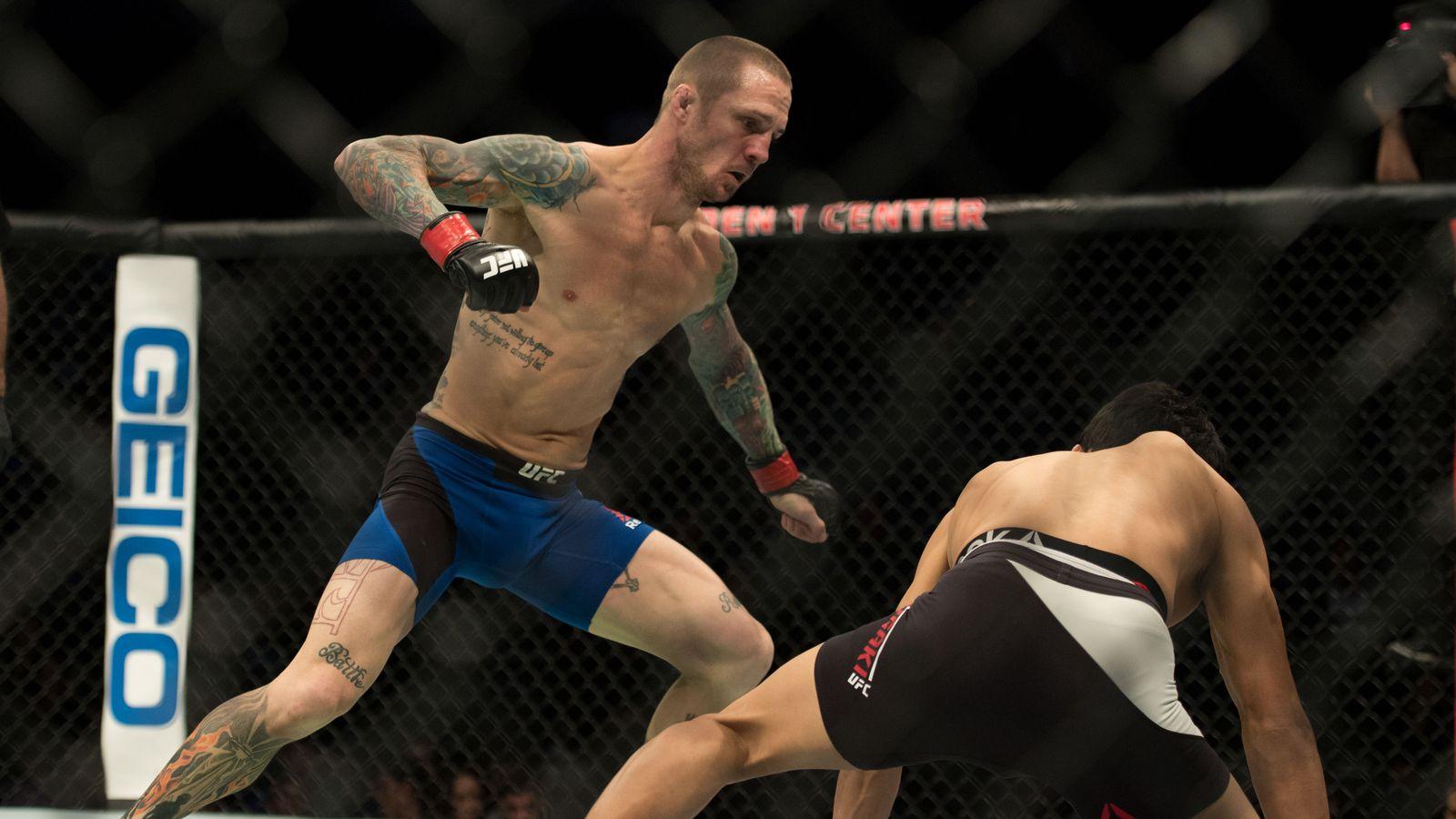 Ufc Fight Night 108 Fight Card John Dodson Vs Eddie