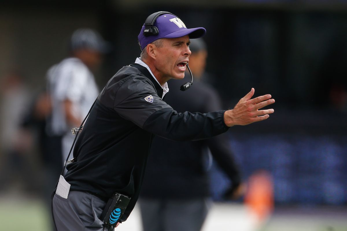 Chris Petersen's Steady Rise Continues