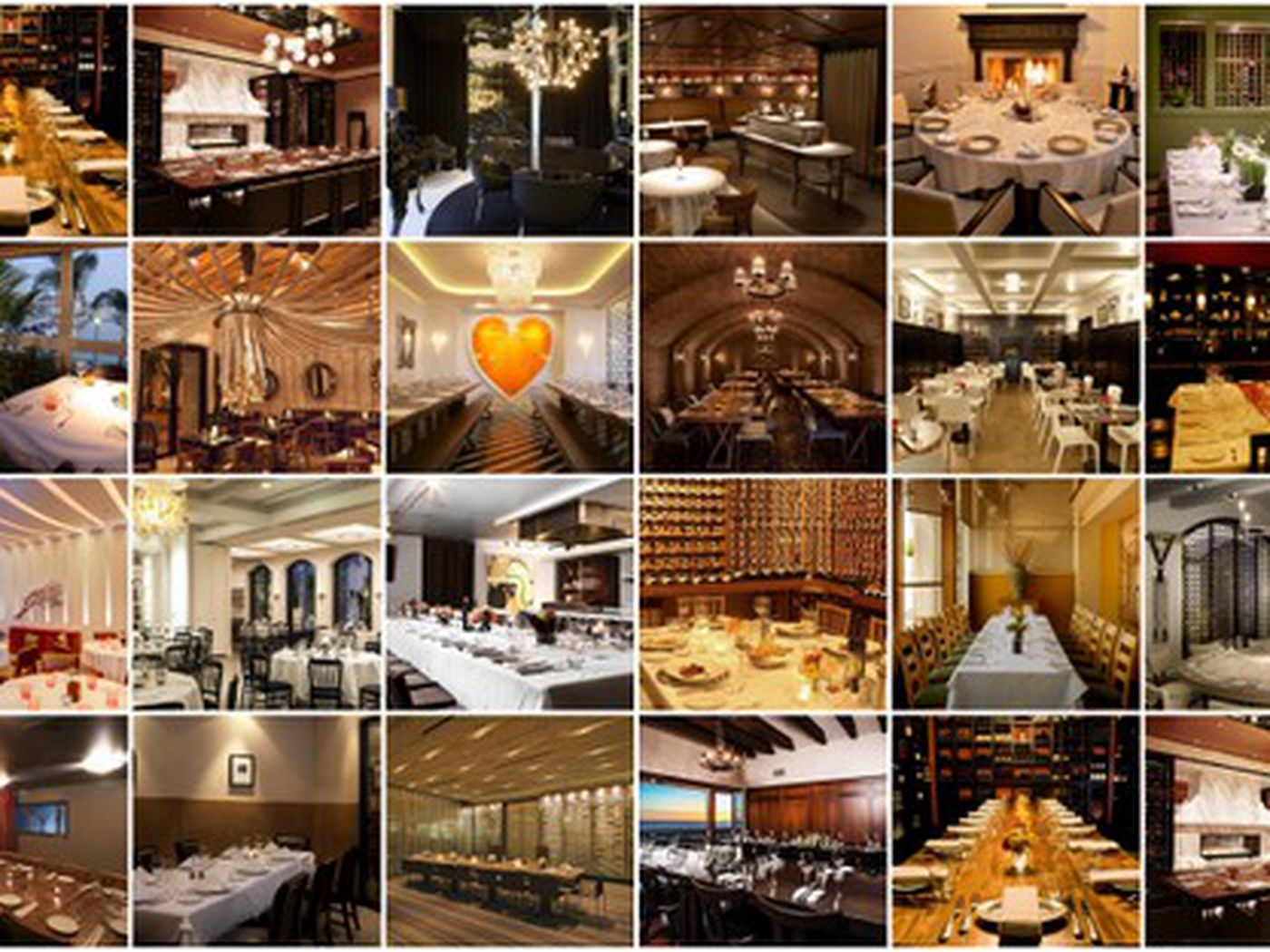 a handy guide to private dining rooms in los angeles eater la