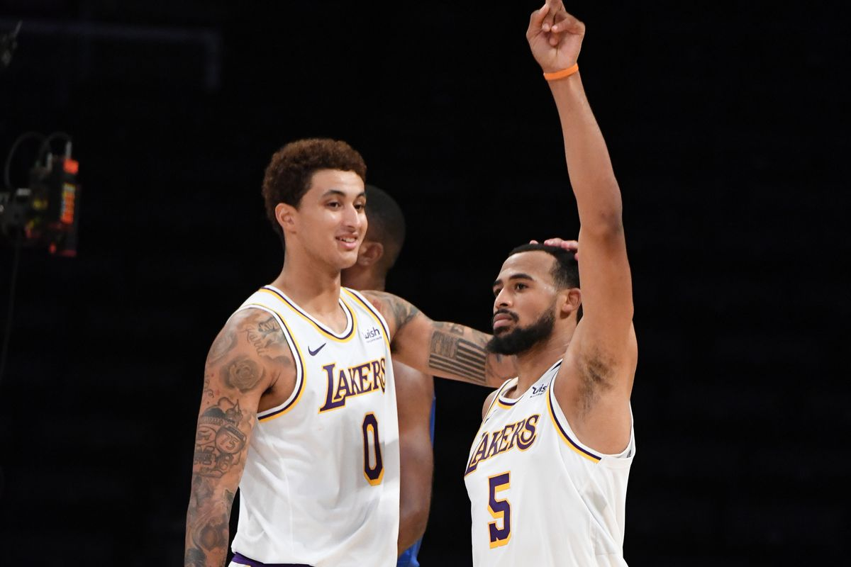 LA Clippers v Los Angeles Lakers