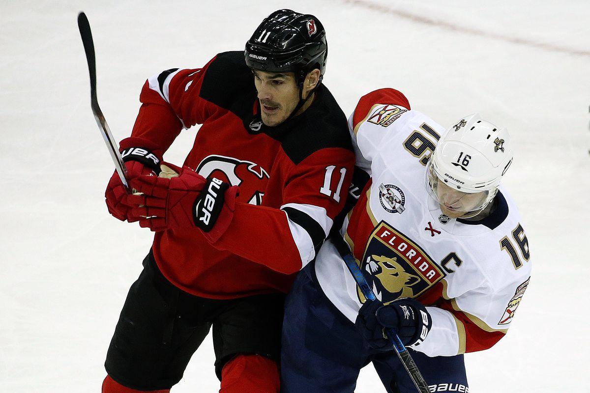 Florida Panthers v New Jersey Devils