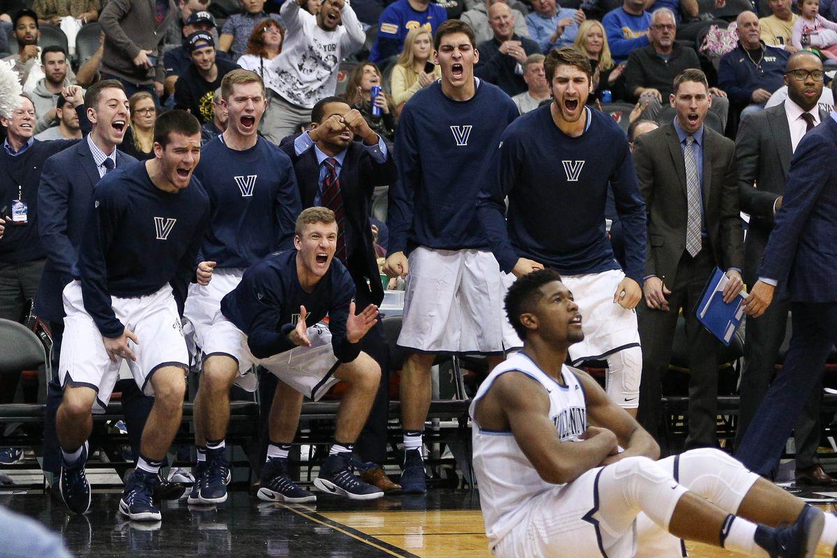 NCAA Basketball: Never Forget Tribute Classic-Villanova vs Notre Dame