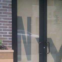 """Tiny Empire at 142 N 6th St. in Williamsburg. [<a href=""""http://blog.zagat.com/2012/08/tiny-empire-will-bring-cold-pressed.html"""">Zagat</a>]"""
