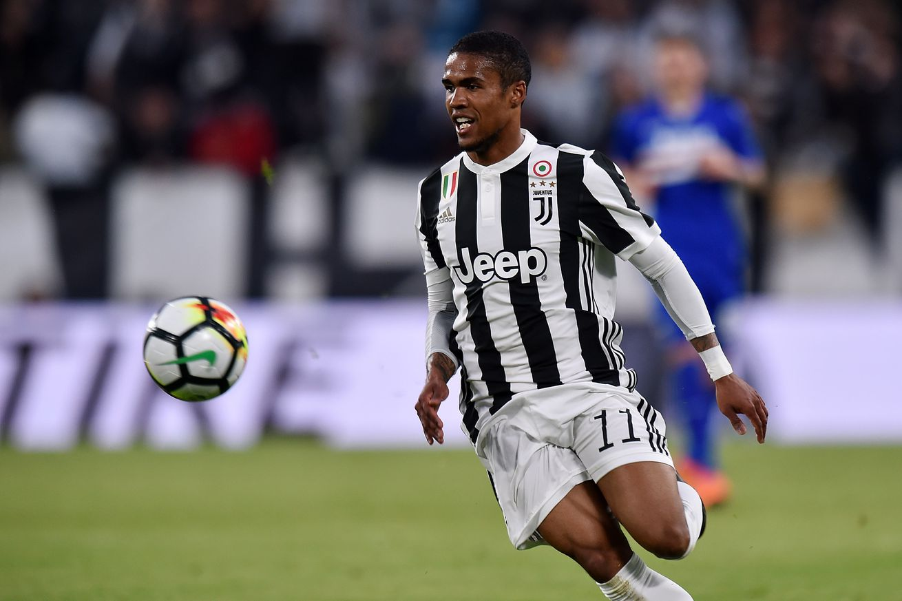 Douglas Costa launches Juve to win over Samp, six-point lead in Serie A