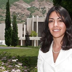 Shima Baradaran is also a new professor at BYU Law School, along with her sister.