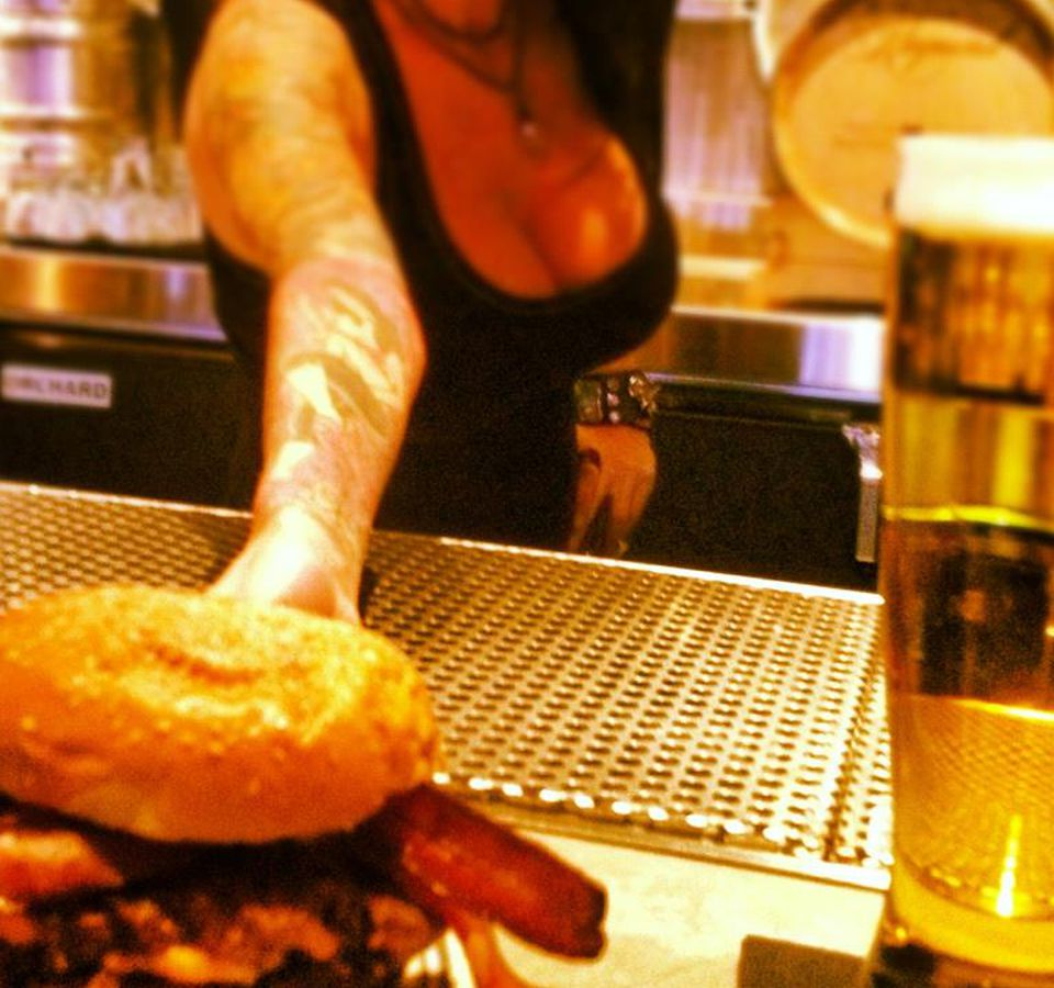 Off Site Kitchen Dallas Tx: The 25 Hottest Hamburgers In America Right Now