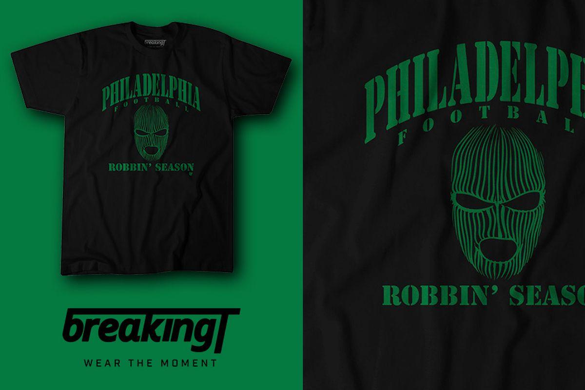 Get your Philadelphia ski masks t-shirt - Bleeding Green Nation 36fb3bf48