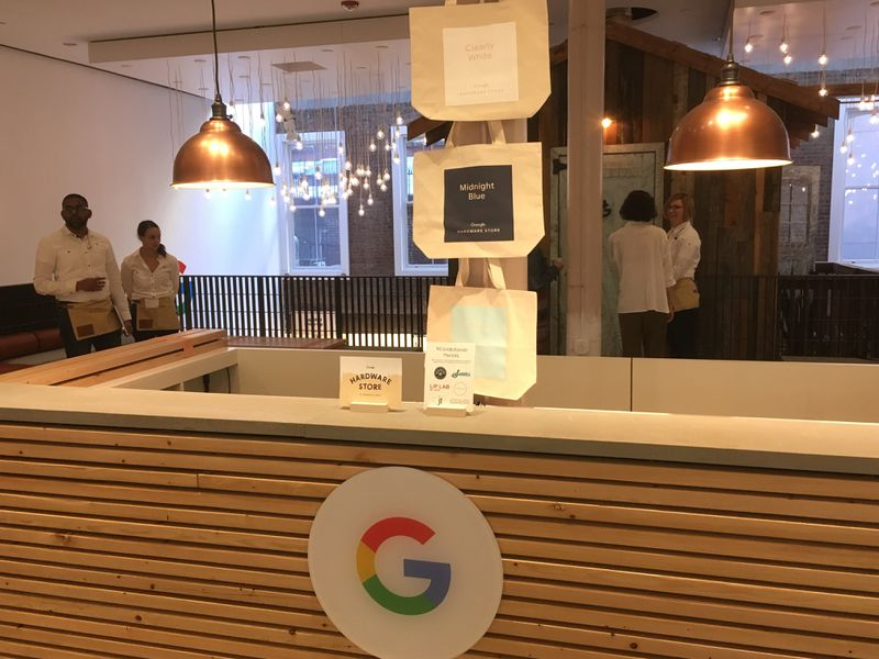 IMG_0125 Why Google wants to sell its gadgets in Goop stores