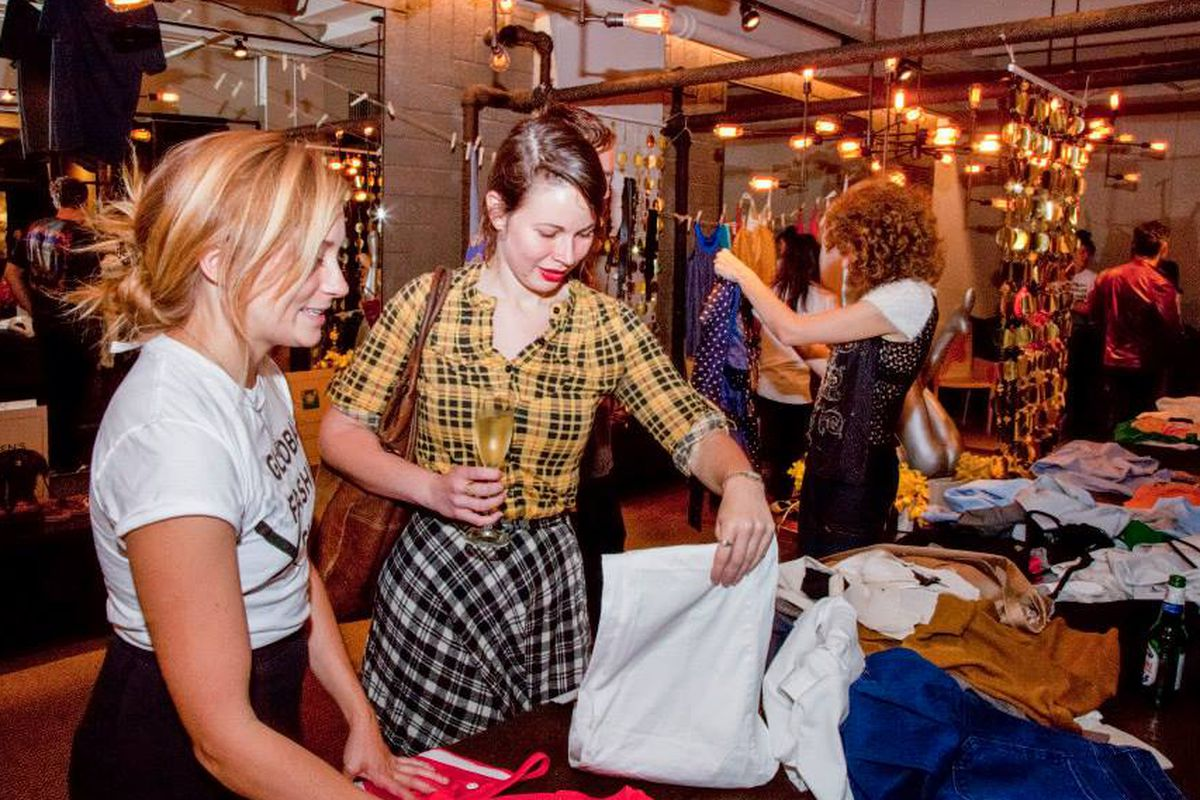 The World's Coolest Fashion Swap Heads to LA Next Thursday